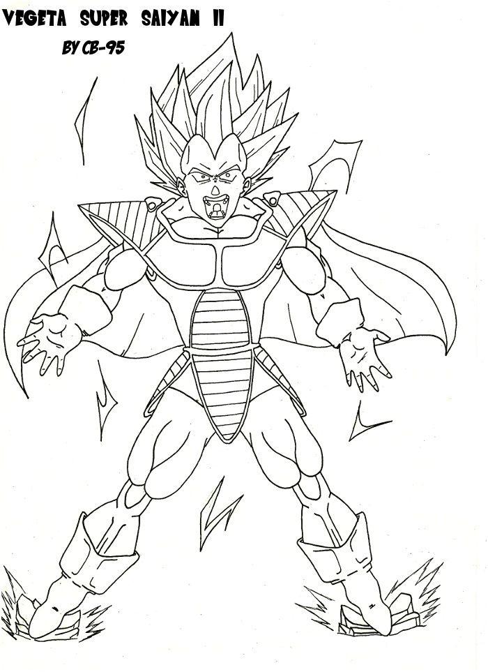 Ment Dessiner Un Super Saiyan 5 Coloriagedragon Goku Pics