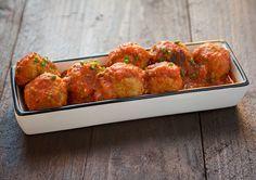 Spaanse gehaktballetjes in tomatensaus - Meersmaak !
