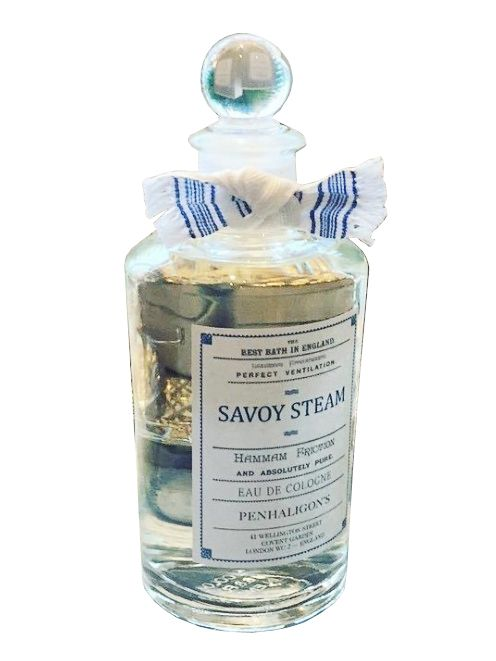 Savoy Steam Penhaligon`s perfume - a new fragrance for women and men 2017