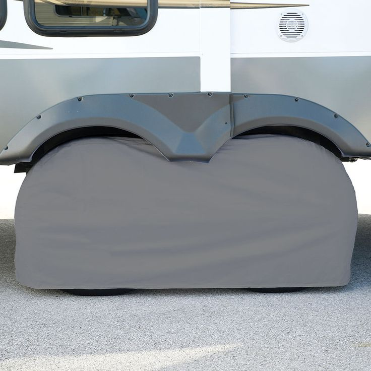 Elements Gray Double Tire Cover on sale at Camping World! Shield your tires from damaging UV, weather and environemntal damage plus save on Black Friday deals all week long!