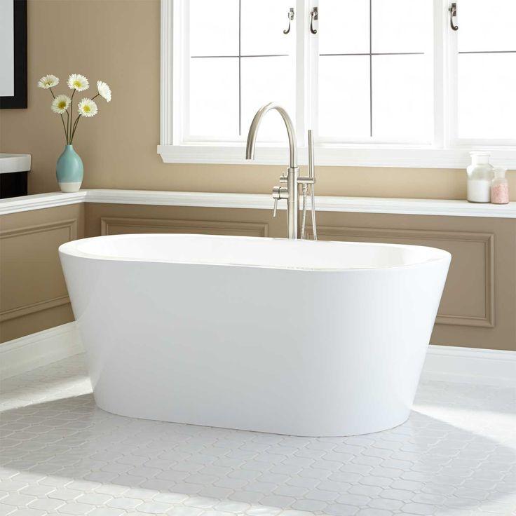 54 inch freestanding tub. 70  Leith Acrylic Air Tub Best 25 tub ideas on Pinterest Small bathroom bathtub