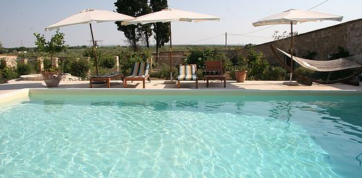 Villas for rent in Puglia | Villa Cappelli Villa Rental