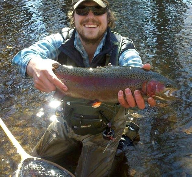 195 best images about catch of the day on pinterest for Best trout fishing in nc