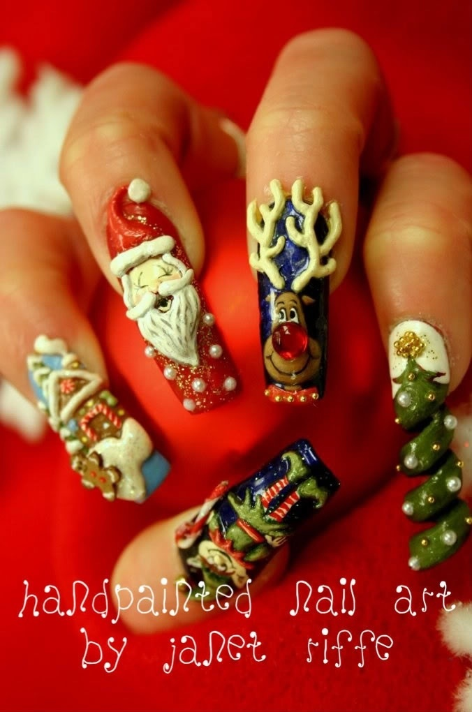 12 best Extreme nail art«3 images on Pinterest | Nail scissors ...