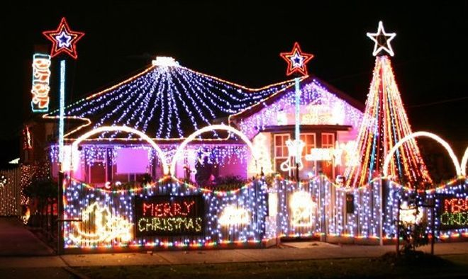 Best Solar Christmas Lights Reviews Outside House Christmas Lights Solar Christmas Lights Best Christmas Lights Christmas In Australia