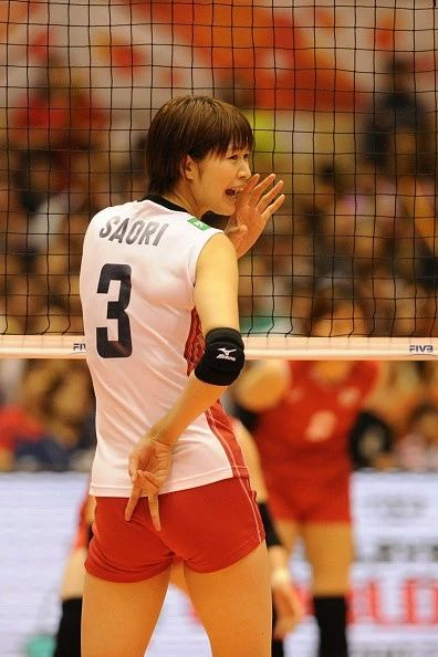 Japan v South Korea - FIVB Women's Volleyball World Cup Japan 2015:写真・画像