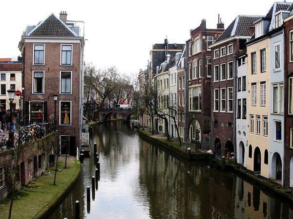 TOP WORLD TRAVEL DESTINATIONS: Utrecht, Netherlands