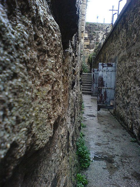 """Sinop Fortress Prison - Sinop, Turkey (""""Have you ever been in a Turkish prison?"""")"""