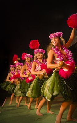 Paradise Cove Luau, Honolulu. This was a fabulous experience!