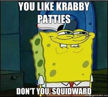Spongebob! :p: Giggles