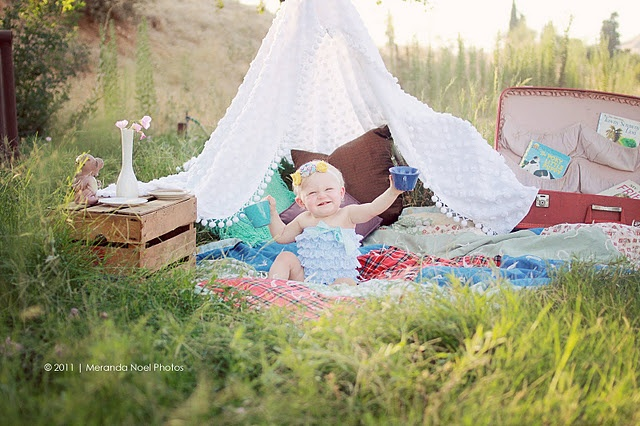 <3 #tea #party #tent #photography #girls