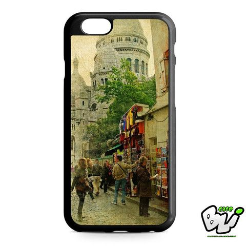 Vintage Market iPhone 6 Case | iPhone 6S Case