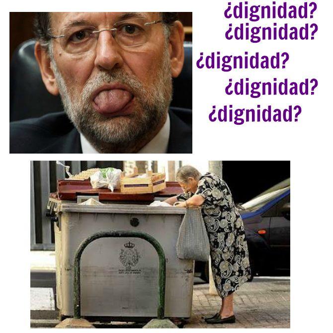 Rajoy: Hemos logrado que los españoles lleven una vida digna http://www.eldiariohoy.es/2017/03/rajoy-hemos-logrado-que-los-espanoles-lleven-una-vida-digna.html?utm_source=_ob_share&utm_medium=_ob_twitter&utm_campaign=_ob_sharebar #politica #pp #rajoy #corrupcion #DIGNIDAD #denuncia #Spain #españa #protesta #gente #CORRUPTOS #blanqueo #BARCENAS #GURTEL #POBREZA #injusticia