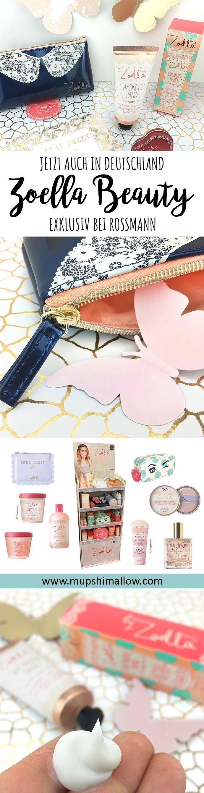 Neues aus der Drogerie: Zoella Beauty Produkte jet…