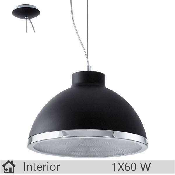 Pendul iluminat decorativ interior Eglo, gama Debed, model 92134