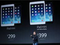 Apple first-generation iPad Mini price cut to $299 The company's elder Mini tablet will be cheaper for those who don't want to invest in its new iPads.