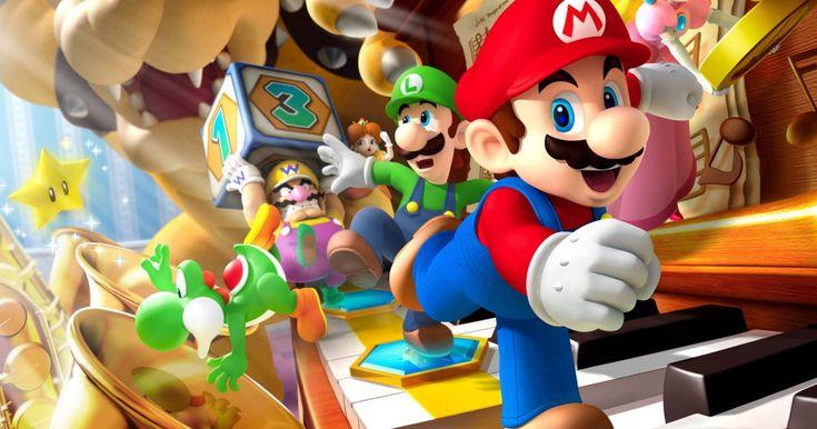 Super Mario Bros. Movie In The Works