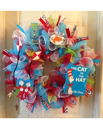 cat in the hat christmas ornament - Rainforest Islands Ferry - dr seuss christmas decorations