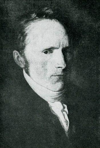 Antonín Mánes (3. listopadu 1784, Praha  – 23. července 1843, Praha) byl český malíř a kreslíř. Položil základy české realistické krajinomalby. Autoportrét  z roku 1825.