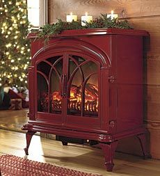 Large Electric Stove, Electric  Heater, Electric Fireplaces - Plow & Hearth