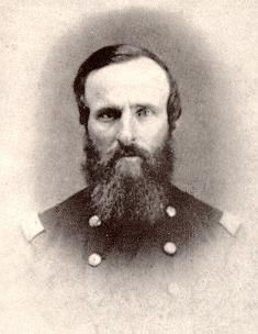 Presidents in uniform: Rutherford B Hayes: Union Army during the Civil War.