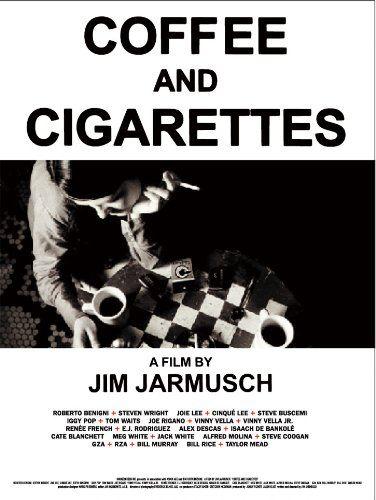 「コーヒー&シガレッツ」ジム・ジャームッシュとトム・ウェイツ : MW COLLABORATION