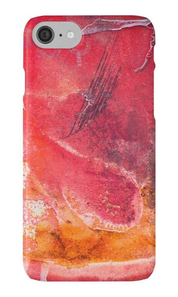 I dreamed of a Venetian gondola by Silvia Ganora #abstract #rotten #decay #red #phonecases #iphonecases #galaxycases