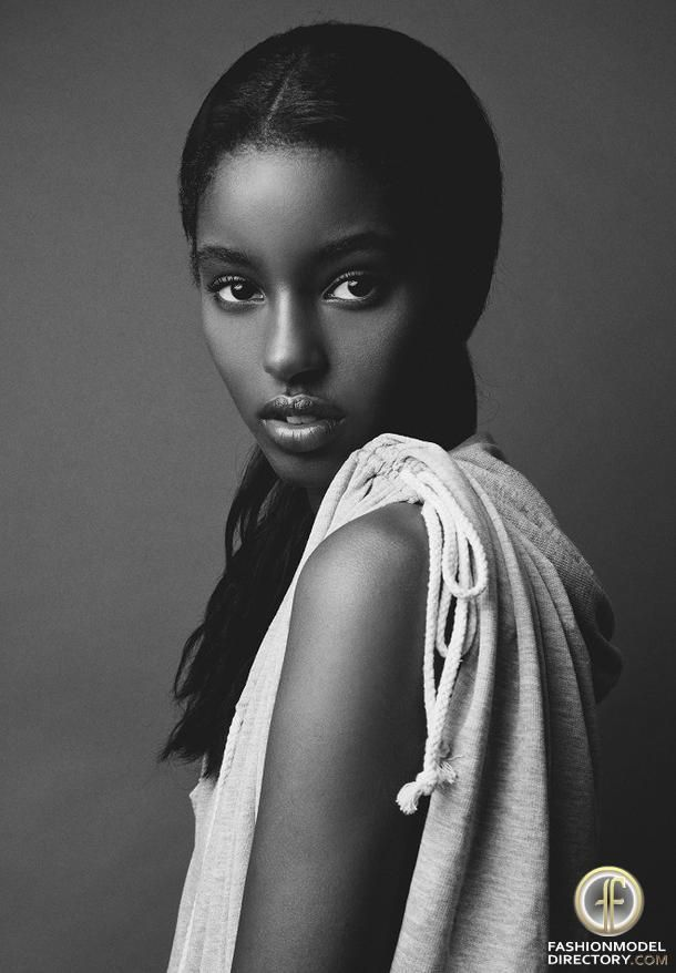 Ethiopian Model Senait Gidey