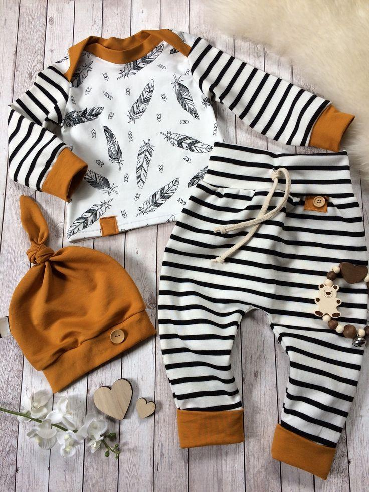 Babyhose, Pullover Natalia Fahren   – nähen für die kleinen