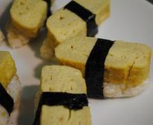 '일본식 계란말이 초밥' 레시피 http://i.wik.im/101033