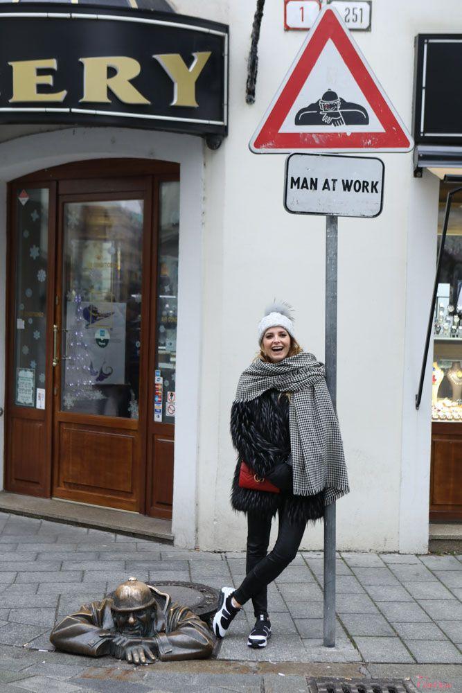 Daily Cristina em Viagem | Bratislava | Slovakia