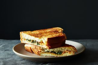 Spicy Thai PB&J Recipe on Food52 recipe on Food52 (just change the bread for a vegan type!)