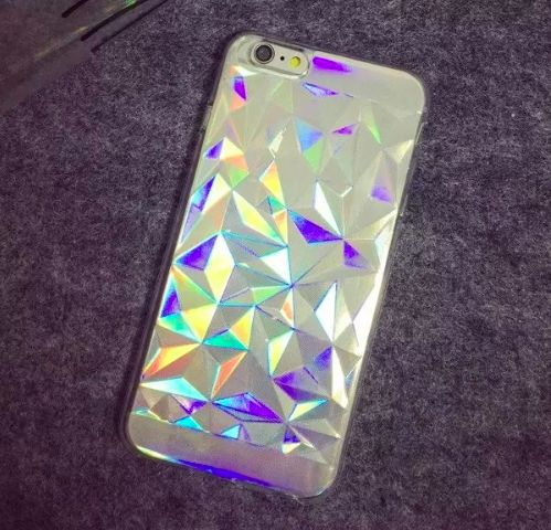 Diamond Hologram Phone Case