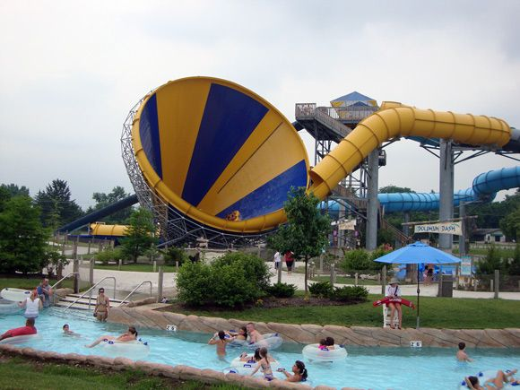 Zoombezi Bay Water Park And More In Columbus Ohio