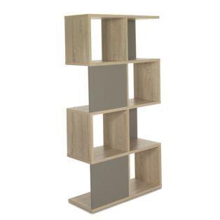 meuble de s paration en ch ne kosy biblioth ques tag res et living alinea d co. Black Bedroom Furniture Sets. Home Design Ideas