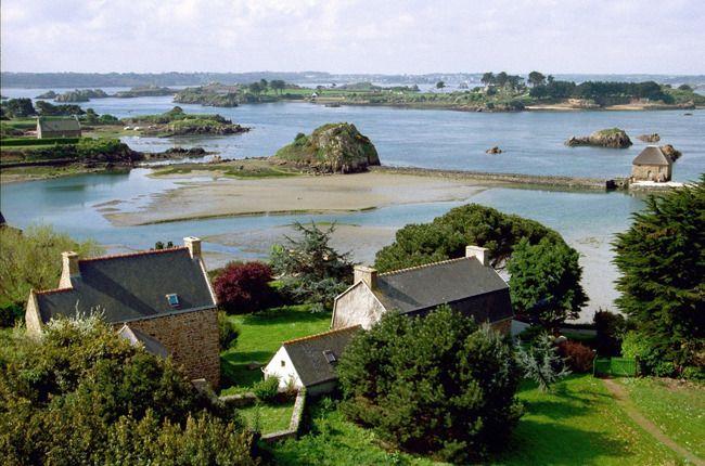 Bréhat, un jardin breton
