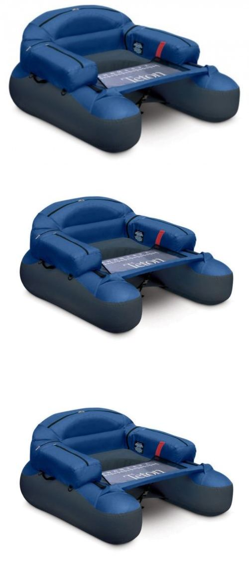 Float Tubes 179995: Teton Float Tube Hydrodynamic Hull Inflatable River Water Raft Fishing Boat Blue -> BUY IT NOW ONLY: $112.99 on eBay!