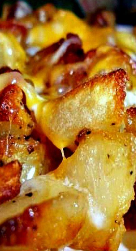 CopyCat Taco Bell Cheesy Fiesta Potatoes ❊