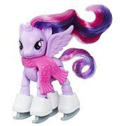 My Little Pony Explore Equestria Kick Action Twilight Sparkle Ice Skating Figure