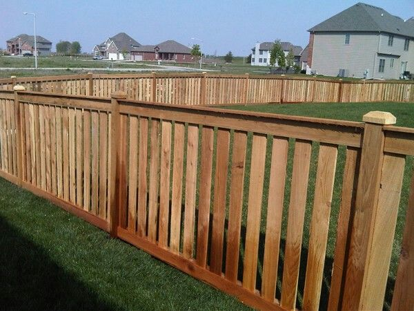 39 Best Fence Service Images On Pinterest Wood Fences