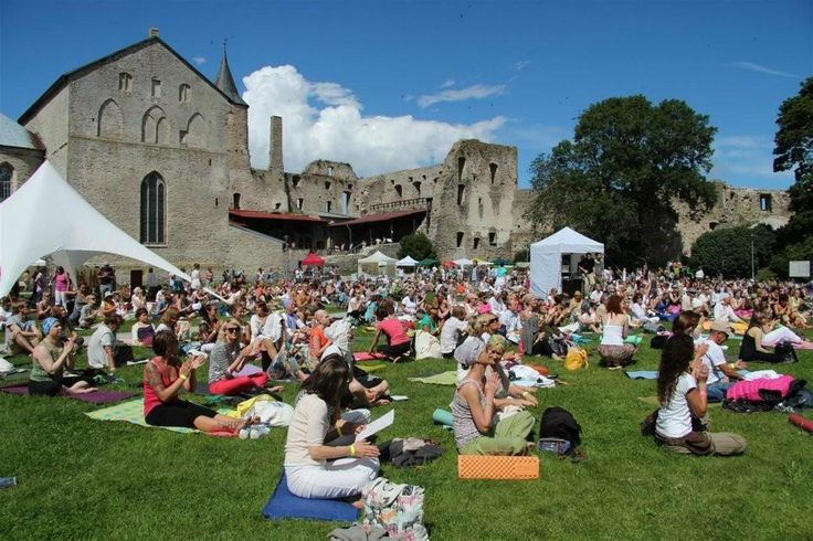 Yoga Festival, Estonia
