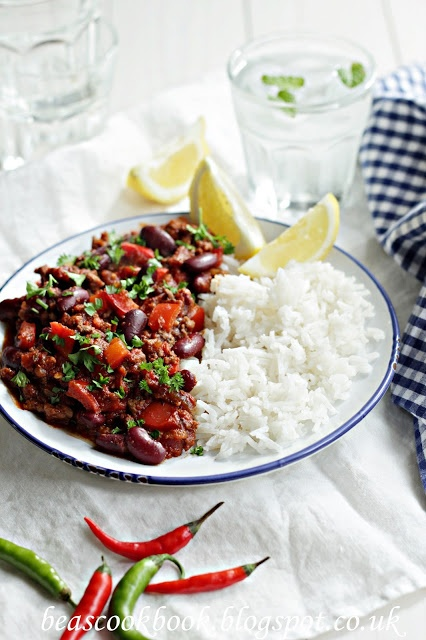 Chillie con carne