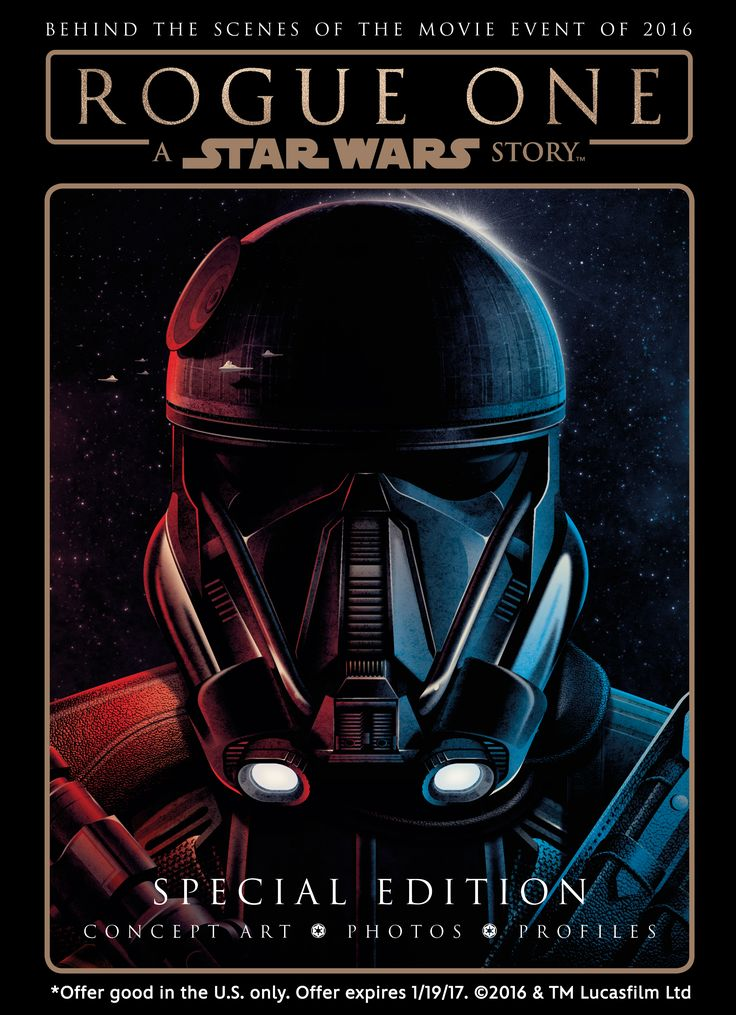 Get a FREE* special edition Rogue One: A Star Wars Story digital magazine when you link your Disney Movie Rewards account to Regal Cinemas Crown Club®.