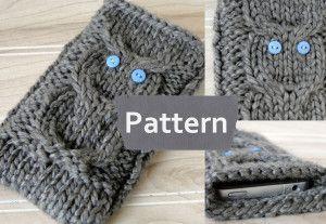 cowichan sweater owl pattern - Google Search