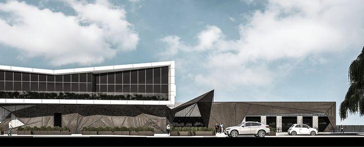 Yenilmez Hospital Architectural Project - Gebze