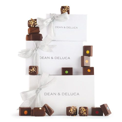 Chocolate and styling from deandeluca.com