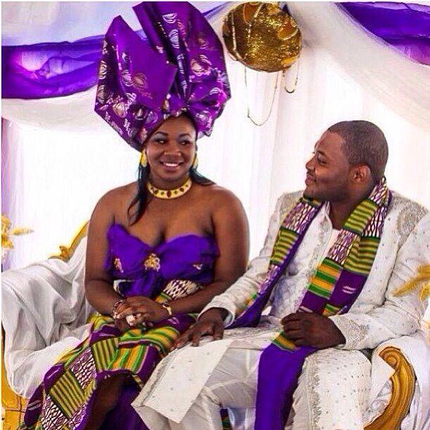African Wedding Porno