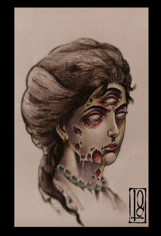 zombie sinke