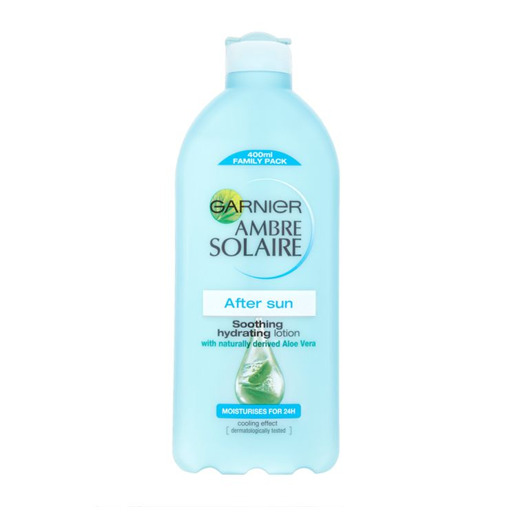 Garnier Ambre Solaire After Sun Soothing Hydrating Lotion 400ml - feelunique.com