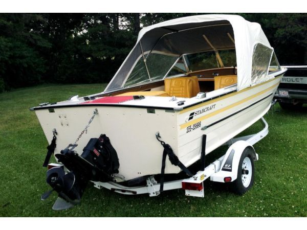 1973 Starcraft Holiday 18 For Sale In Lacombe Ab T4l 1w9